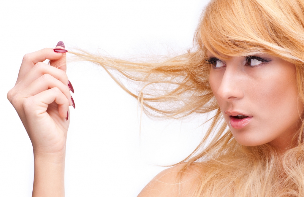 El cabello en verano 1