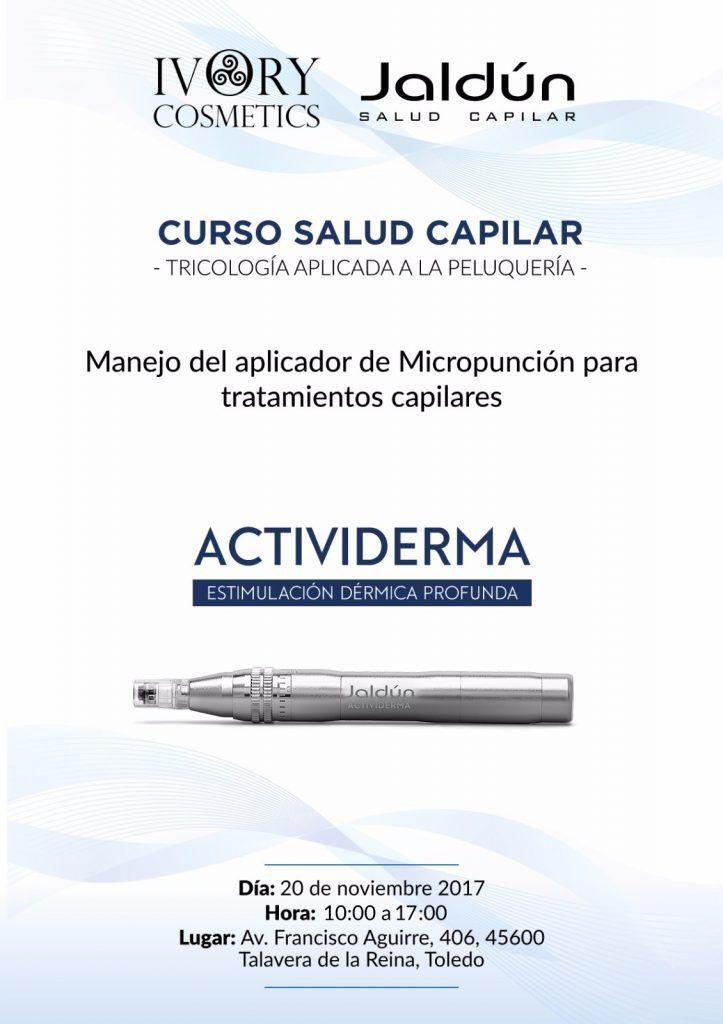 Curso ACTIVIDERMA Toledo