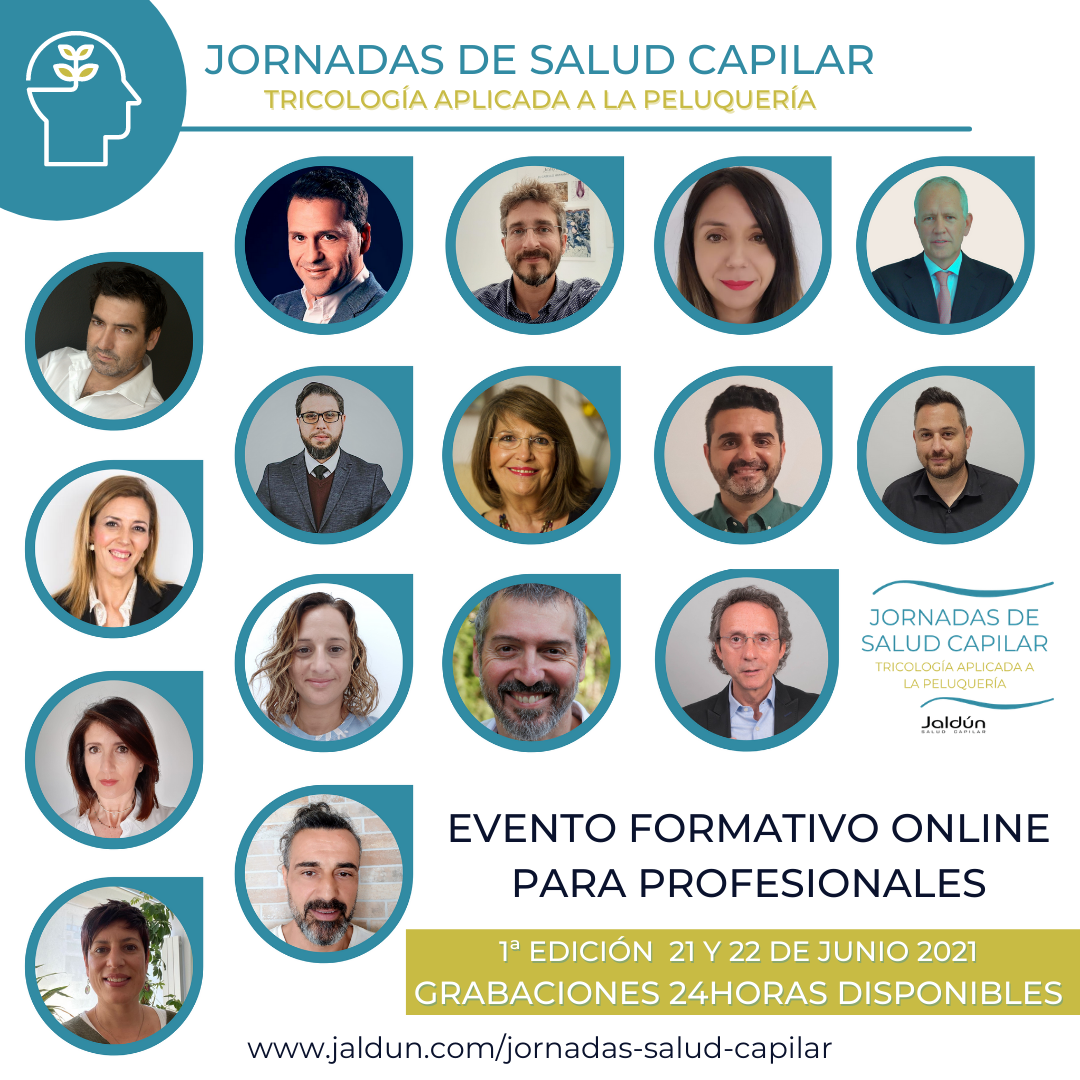 Congreso Salud Capilar Jaldún 2019