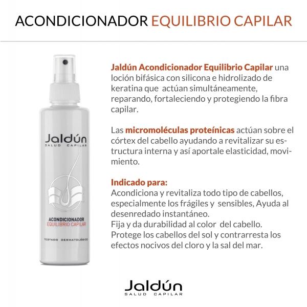 Acondicionador Equilibrio Capilar Jaldún